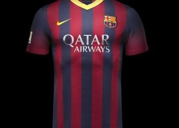Camiseta titular de Barcelona | Foto Nike