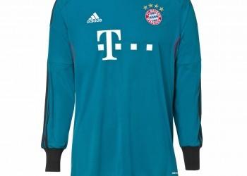 Camiseta arquero Bayern Munich | Foto Adidas