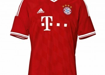 Camiseta titular Bayern Munich | Foto Adidas