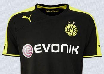 Camiseta suplente | Foto BVB