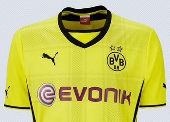 Camiseta titular | Foto BVB