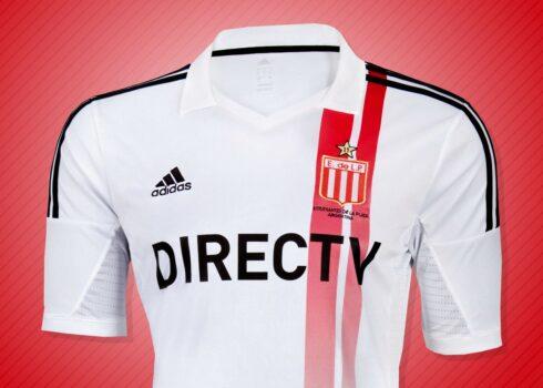 Asi luce la camiseta alternativa de Estudiantes | Foto Adidas