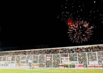 Deportivo Morón presentó su nuevo estadio | Foto Facebook
