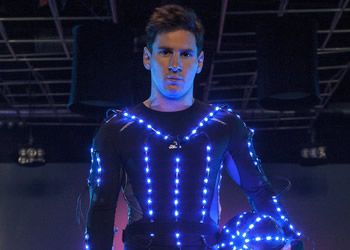 Messi - The New Speed of Light Adidas