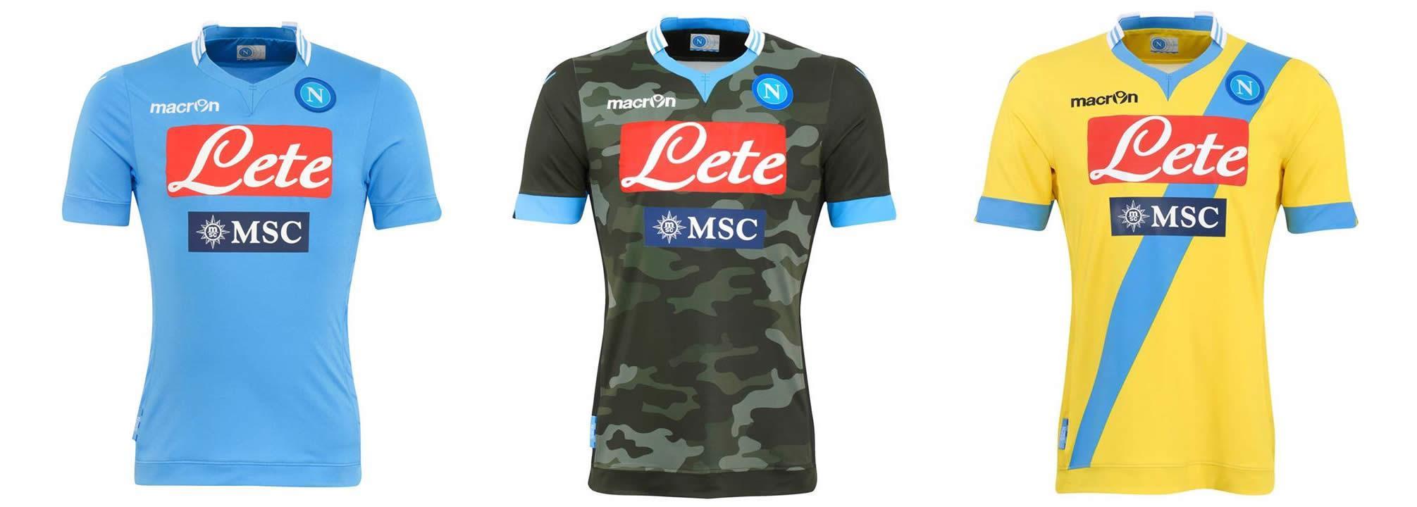 2b72293e5ec41 Camisetas de los 20 equipos de la Serie A 2013 14