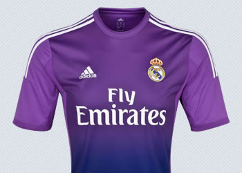 Camiseta titular del guardameta | Foto Adidas