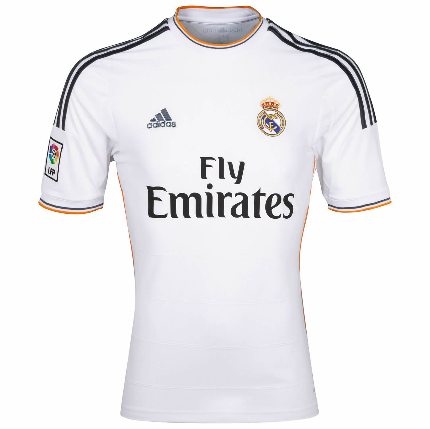 05b9bcfb31f32 Camisetas Adidas del Real Madrid 2013 14