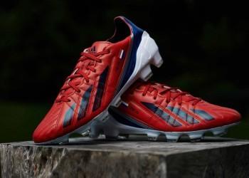 RVP dio a conocer sus nuevos F50 | Foto Adidas