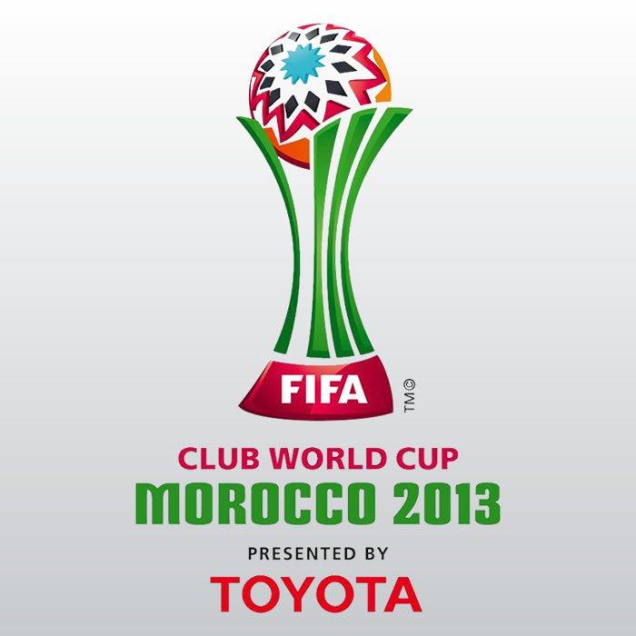 Logo oficial de Marruecos 2013