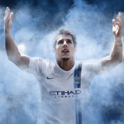 La tercera camiseta del Manchester City | Foto Nike