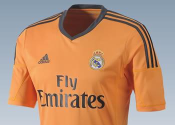 La nueva camiseta del Real Madrid | Foto Adidas