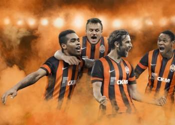 Camiseta titular Shakhtar Donetsk | Foto Nike