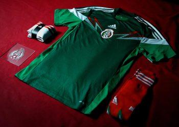 La nueva camiseta de México | Foto Adidas