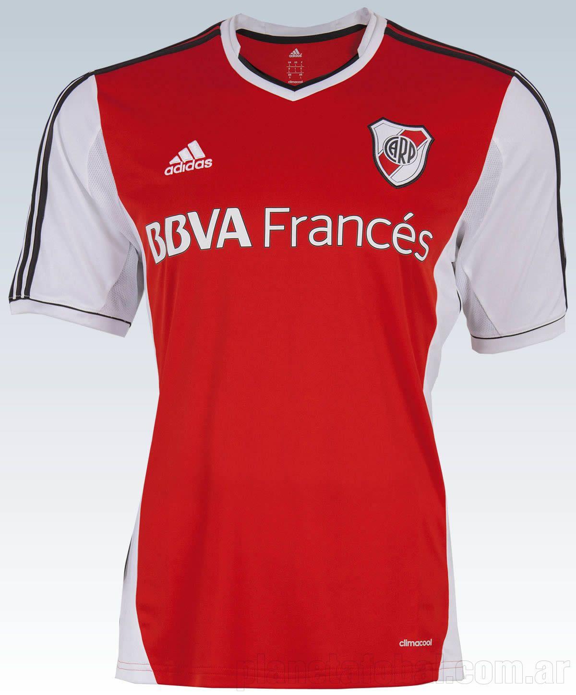 La nueva camiseta suplente de River | Foto Adidas