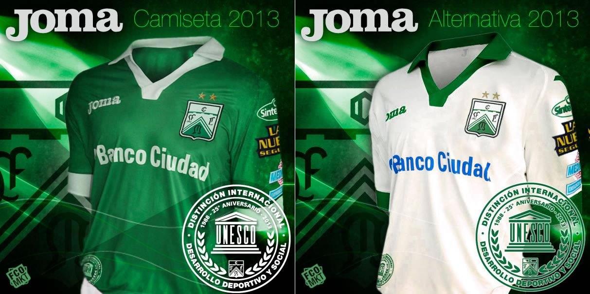 La nuevas camisetas de Ferro Carril Oeste | Foto Web Oficial