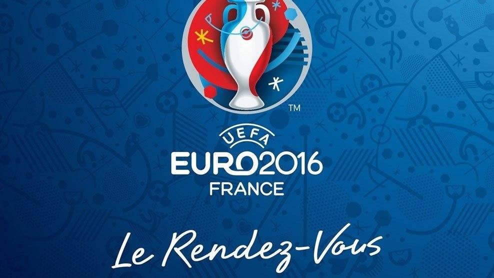 Logo y eslogan de la Euro 2016 | Foto UEFA
