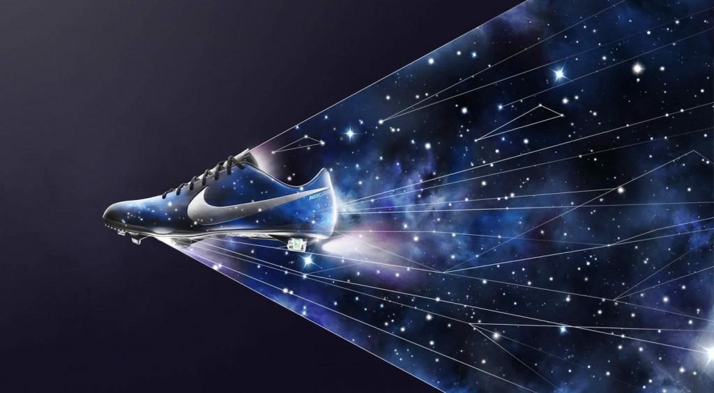 Nuevos botines Mercurial IX CR7 Galaxy | Foto Nike