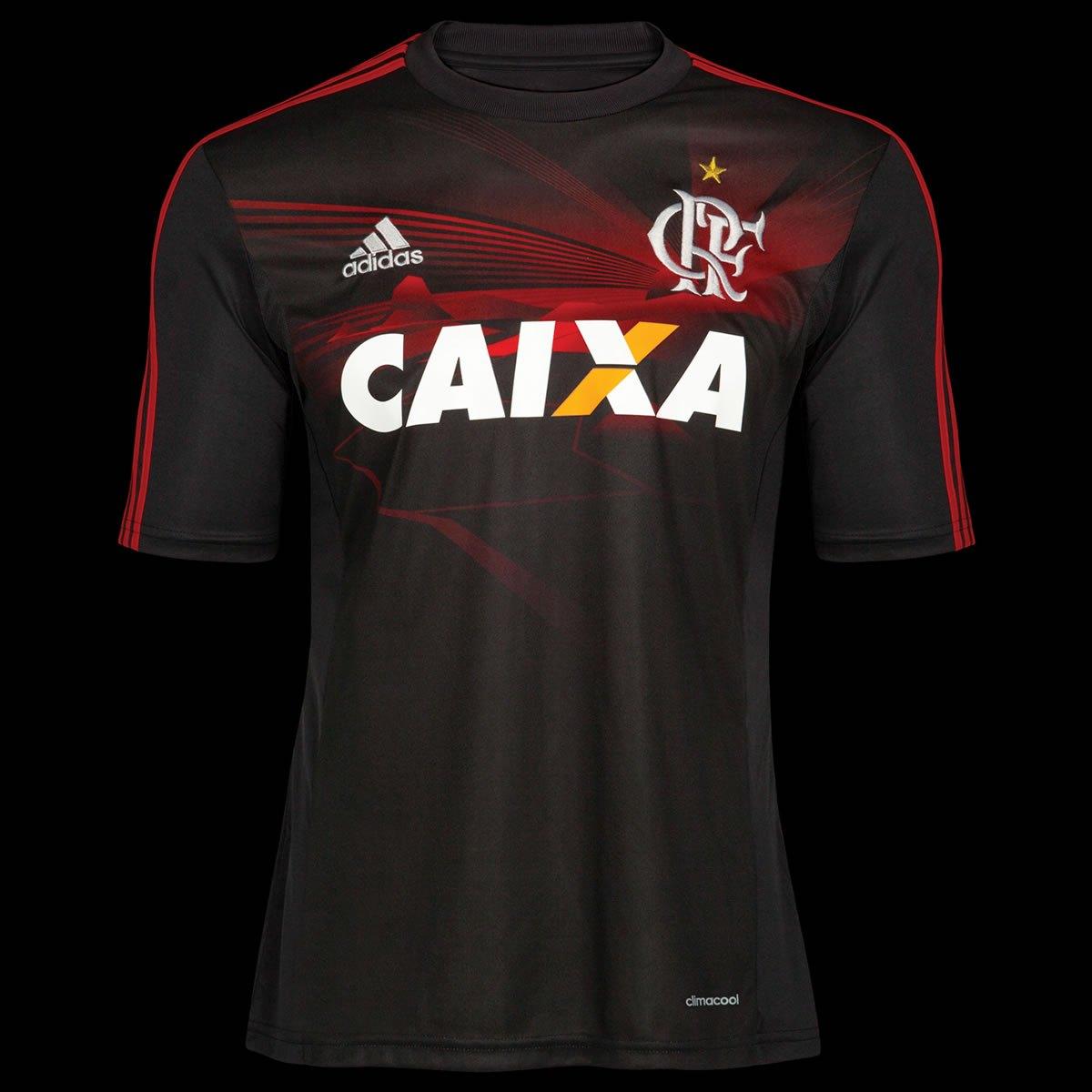 Asi luce la tercera casaca del Flamengo | Foto Adidas