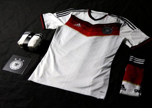 La nueva camiseta de Alemania | Foto Adidas