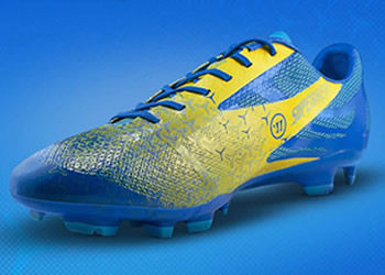 Botines Superheat de Warrior | Foto web oficial