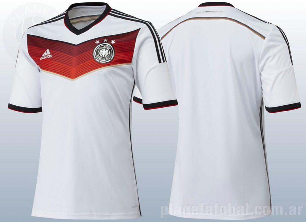 Nueva casaca alemana | Foto Adidas