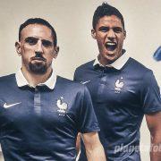 Nueva camiseta titular de Francia | Foto Nike