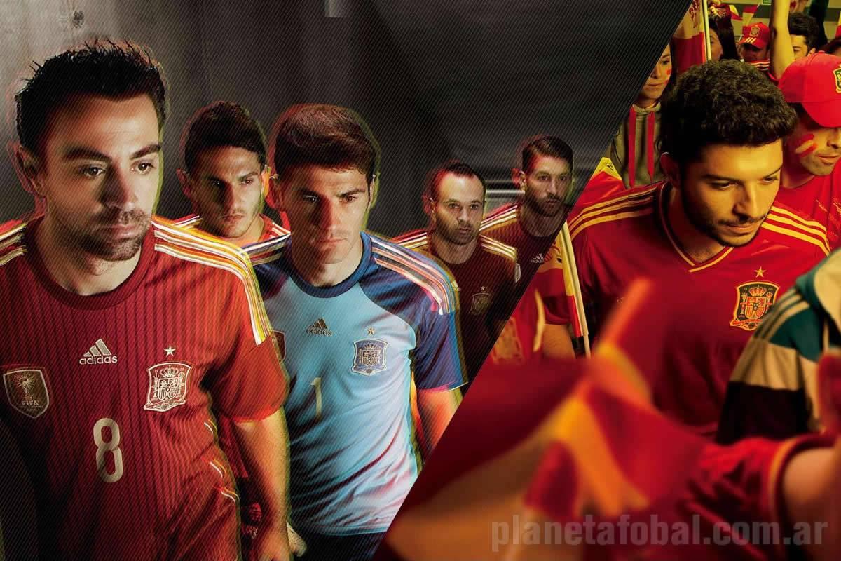 El campeón del mundo tiene nueva camiseta | Foto Adidas