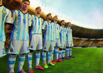La nueva camiseta de la seleccion | Foto Adidas