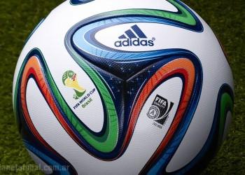 Los detalles del balón Brazuca | Foto Adidas
