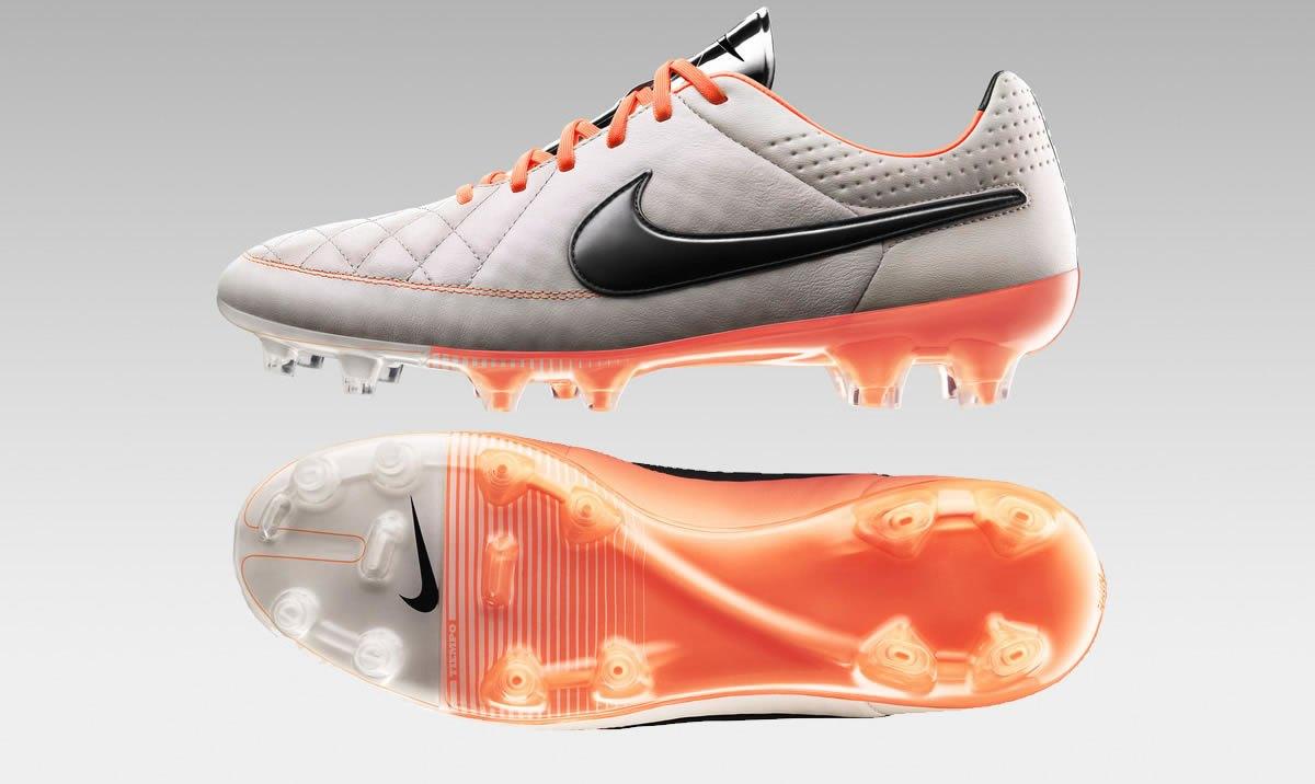 Asi son los Tiempo Legend V | Foto Nike