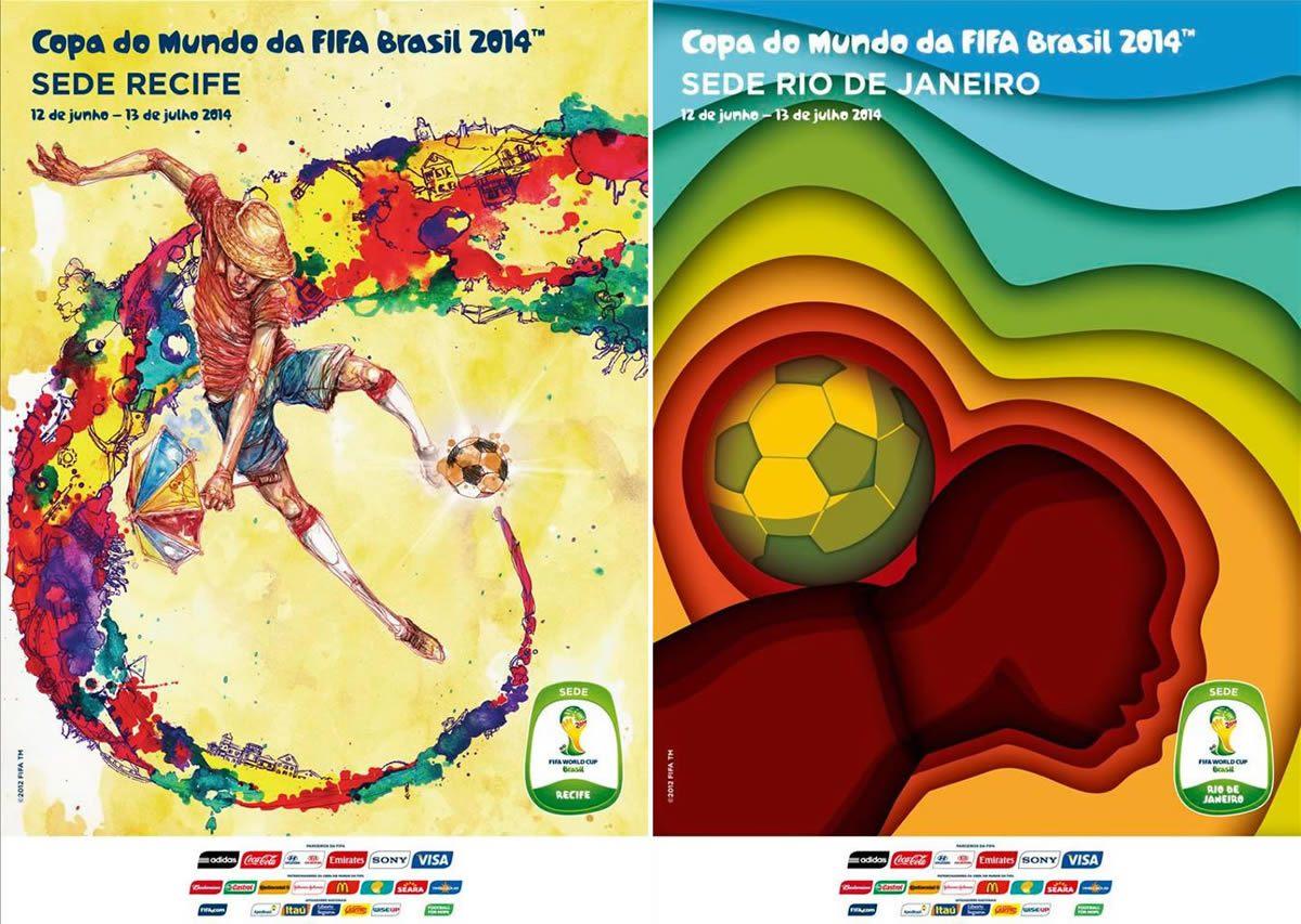 Recife - Rio de Janeiro | Foto Portal Da Copa