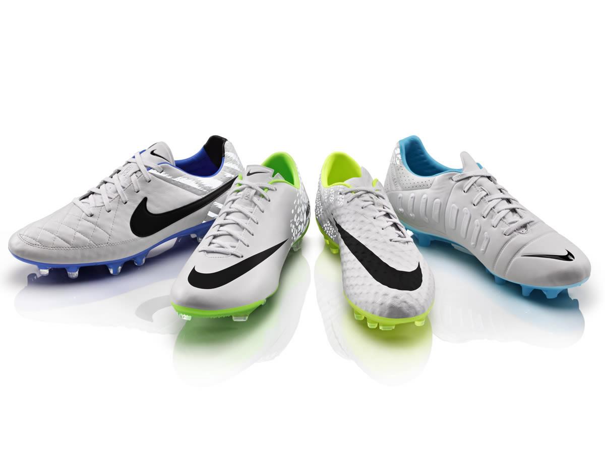 Nike lanza su última colección de 2013