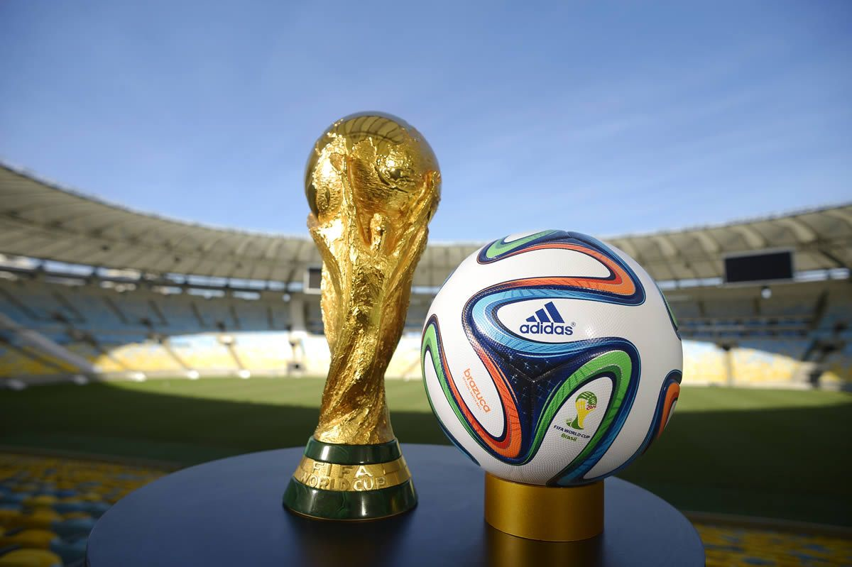 Asi es Brazuca la pelota oficial del mundial | Foto Adidas