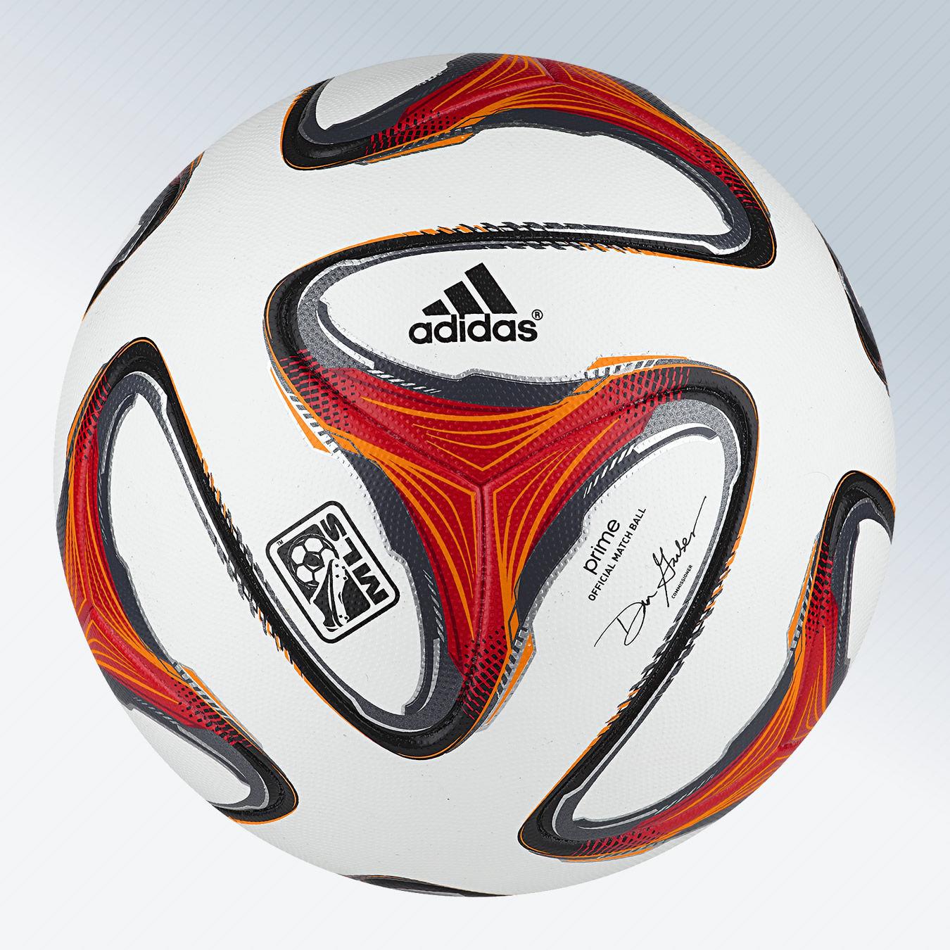 Así luce el balón Adidas Prime | Foto MLS