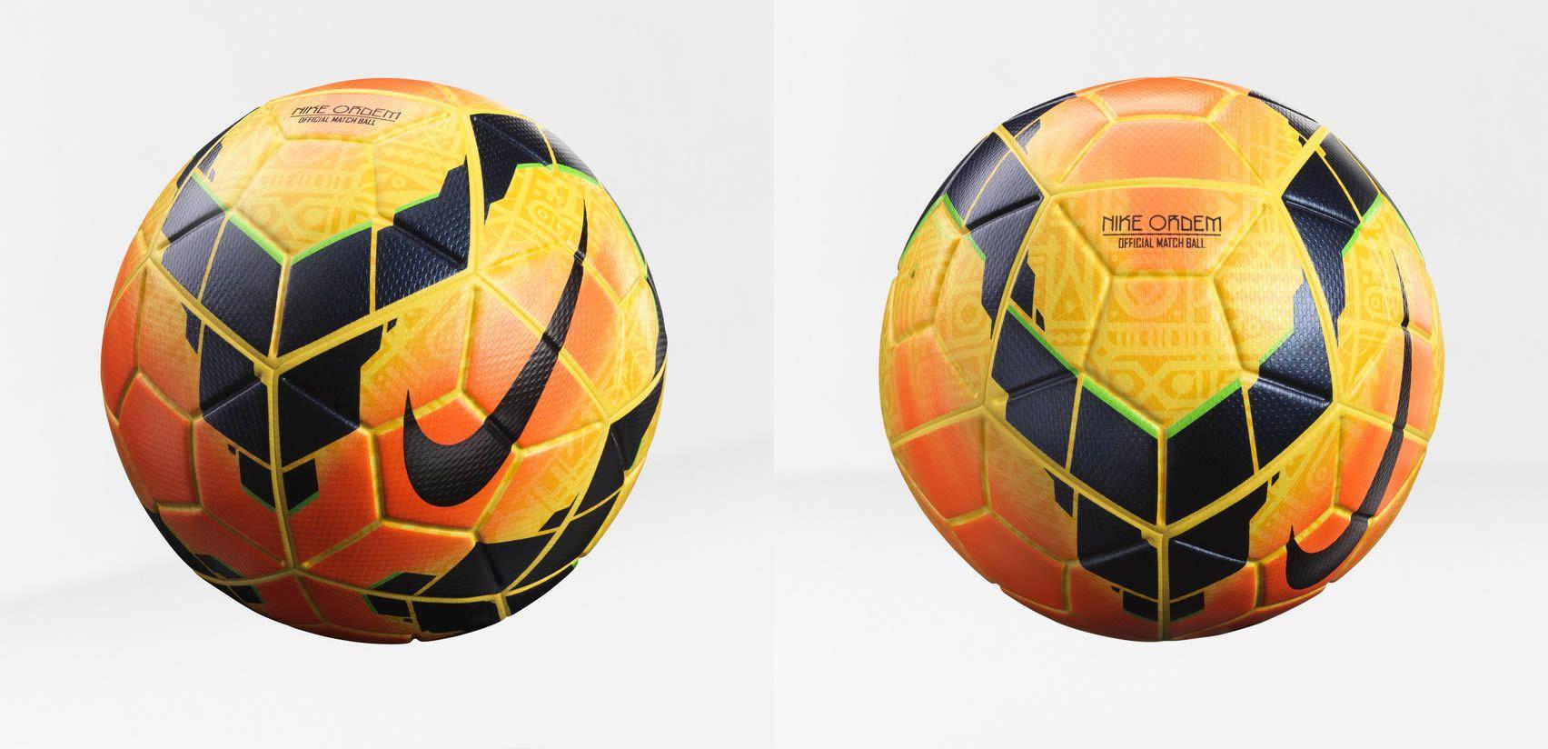Asi es el nuevo balón Nike Ordem
