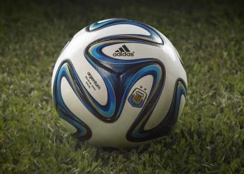 Así luce el nuevo balón Argentum | Foto Adidas