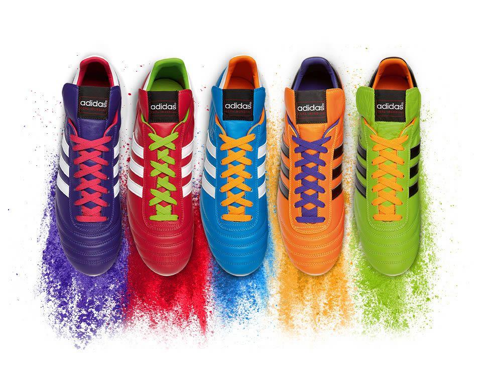 La colección Samba del modelo Copa Mundial | Foto Adidas