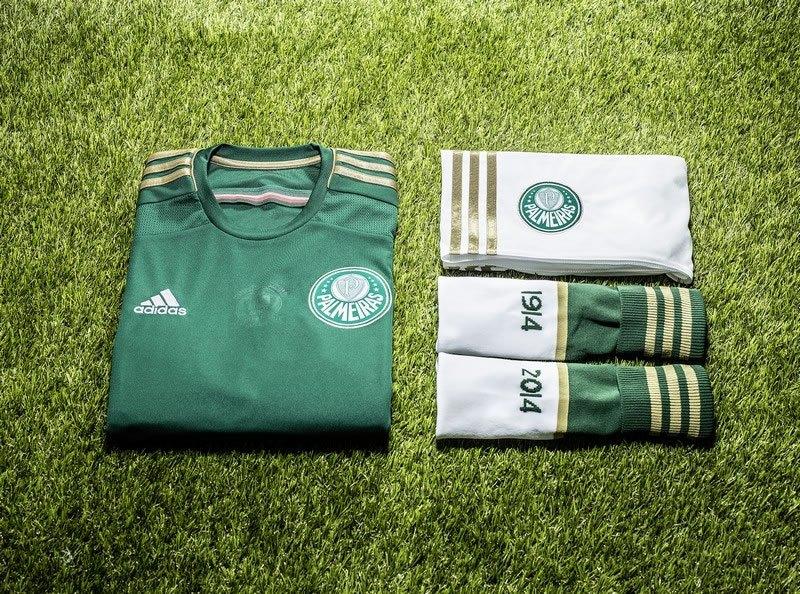 Así luce el conjunto del centenario | Foto web Palmeiras
