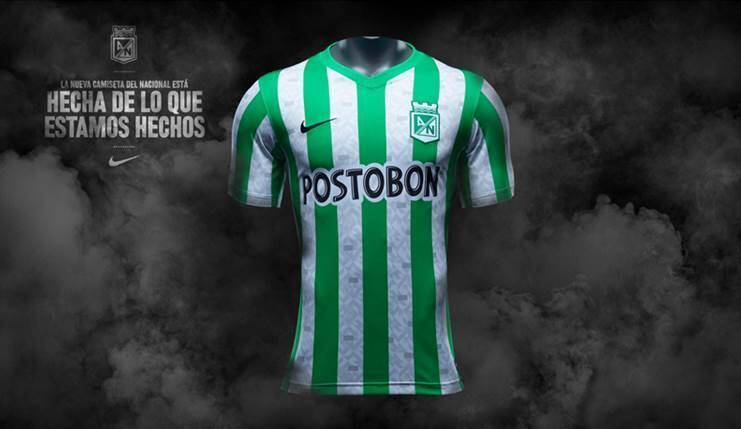 Nike presentó las camisetas de Atlético Nacional