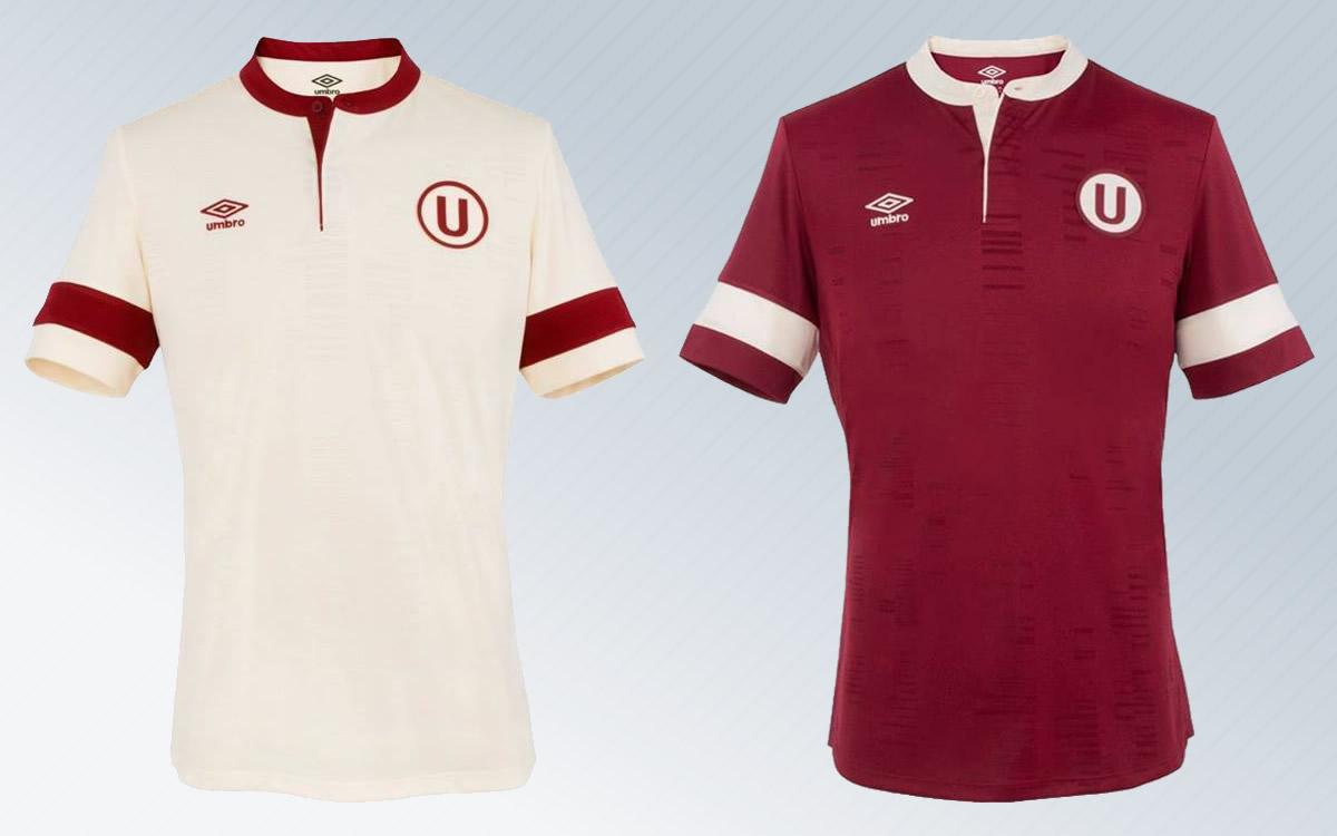 Las nuevas camisetas de Universitario | Foto Umbro