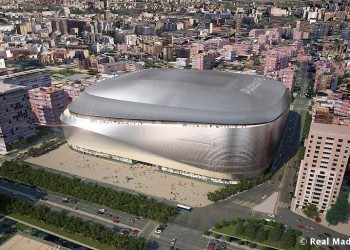 GMP-Architekten remodelará el Bernabéu | Foto Real Madrid Web