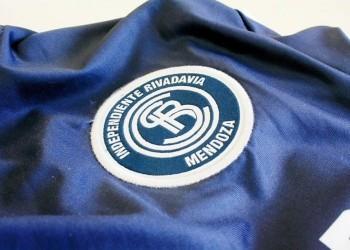 Detalle escudo en la nueva camiseta | Foto Kappa