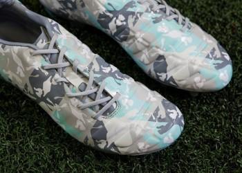 Los botines camuflados de Puma