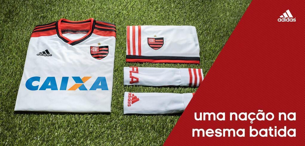 La nueva casaca del Flamengo | Foto Adidas