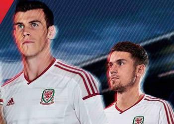 La nueva camiseta de Gales | Foto FA Wales