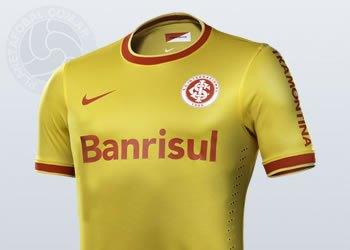 "Camiseta ""amarela"" de Inter | Foto Nike"