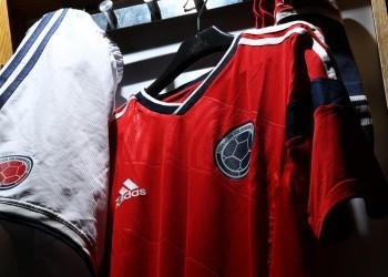 Colombia ya conoce su camiseta suplente | Foto Adidas