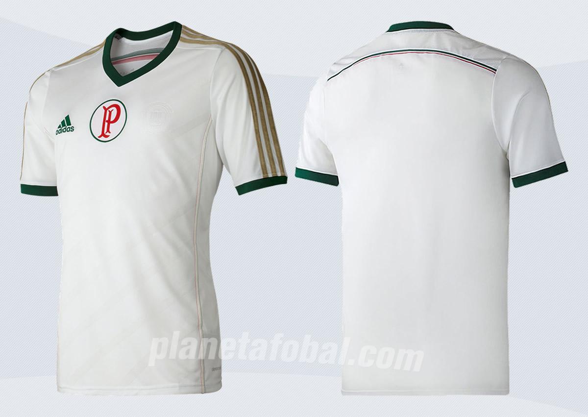 La casaca alterntiva de Palmeiras | Foto Web Oficial