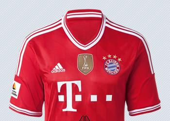 La casaca benéfica del Bayern Munich | Imágenes Web Oficial