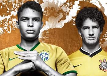 5 clubes brasileros homenajean a la Selección   Foto Nike